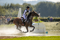 Jung Michael, GER, FischerWild Wave<br /> FEI EventingEuropean Championship <br /> Avenches 2021<br /> © Hippo Foto - Dirk Caremans<br />  25/09/2021