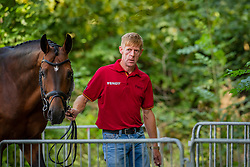 Ehning Marcus, GER, Comme Il Faut 5<br /> European Championship Jumpîng<br /> Rotterdam 2019<br /> © Hippo Foto - Dirk Caremans<br /> Ehning Marcus, GER, Comme Il Faut 5