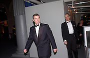 Prince Andrew, Fundraising party with airline theme in aid of the Old Vic and to celebrate the appointment of Kevin Spacey as artistic director.  <br />Old Billinsgate Market.  5 February 2003. © Copyright Photograph by Dafydd Jones 66 Stockwell Park Rd. London SW9 0DA Tel 020 7733 0108 www.dafjones.com