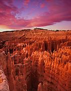 Dawn at Sunset Point, Bryce Canyon National Park, Utah