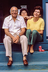 Rodrigo, Anna Maria And Mom