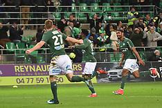 Saint Etienne v Caen - 27 January 2018