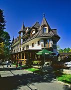 """""""Litwor"""" hotel, Zakopane, Poland"""