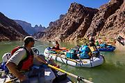 Winter 2021 Colorado River Raft Trip through Grand Canyon National Park