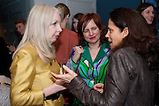 AMANDA NEVILL, BIRDS EYE VIEW INTERNATIONAL WOMEN'S DAY  RECEPTION, BFI Southbank. London. 8 March 2012.