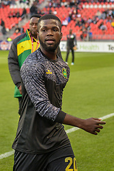 September 3, 2017 - Toronto, Canada - Lawrence before the Canada-Jamaica Men's International Friendly match at BMO Field in Toronto, Canada, on 2 September 2017. (Credit Image: © Anatoliy Cherkasov/NurPhoto via ZUMA Press)