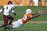 Texas A&M at the University of Texas football on Friday, Nov. 24, 2006. Texas A&M won 12-7.<br />