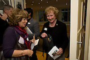 LESLIE BONHAM-CARTER, Grandmothers United for ASAP. Vogue House. Hanover Sq. London. 22 October 2008 *** Local Caption *** -DO NOT ARCHIVE -Copyright Photograph by Dafydd Jones. 248 Clapham Rd. London SW9 0PZ. Tel 0207 820 0771. www.dafjones.com