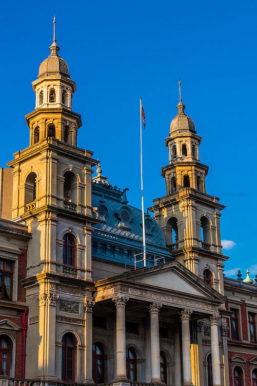 Palace of Justice,  Church Sqaure (Kerkplein),  Pretoria (Tshwane), South Africa., South Africa.