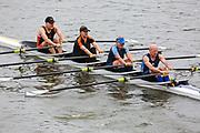 Crew: 145  Champion of the Thames/Chesterton  MxE 4x<br /> <br /> Vet Fours Head 2019