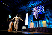 """Master communicator, multidimensional businessman and international thought leader T.D. Jakes speaks on the topic, """"Living Your Best Life,"""" at North Carolina Agricultural and Technical State University's spring Chancellor's Speaker Series on Thursday, April 11, 2019.<br /> <br /> (Chris English/Tigermoth Creative)"""