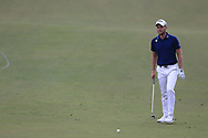 Danny Willett (ENG) on the 15th fairway during the 3rd round of the DP World Tour Championship, Jumeirah Golf Estates, Dubai, United Arab Emirates. 17/11/2018<br /> Picture: Golffile | Fran Caffrey<br /> <br /> <br /> All photo usage must carry mandatory copyright credit (© Golffile | Fran Caffrey)