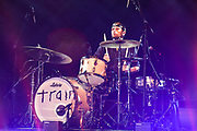 Matt Musty Drums for Train at Fivepoint Amphitheatre in Irvine Ca. on June 16th, 2019