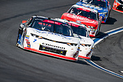 September 28-30, 2018. Charlotte Motorspeedway, Xfinity Series, Drive for the Cure 200: Justin Allgaier, JR Motorsports, Chevrolet