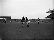 National League Final, Kilkenny v Cork, at Croke Park..06.05.1962