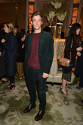 HARRY TREADAWAY at the IWC Schaffhausen hosted Private Screening of The Lobster In Celebration Of The BFI - before the screening a drinks reception was held at The Langham Hotel, London on 15th October 2015.