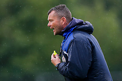 Bristol Rugby First Team Coach Sean Holley - Mandatory byline: Rogan Thomson/JMP - 18/05/2016 - RUGBY UNION - Castle Park - Doncaster, England - Doncaster Knights v Bristol Rugby - Greene King IPA Championship Play Off FINAL 1st Leg.