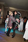 BELLA HOWARD,  OSCAR BELLVILLE, Bella Howard 30th birthday, Castle Howard, Dress code: Flower Fairies and Prince Charming, 3 September 2016