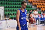 Miro Bilan<br /> Allenamento Banco di Sardegna Dinamo Sassari<br /> LBA Legabasket 2020/2021<br /> Sassari, 28/08/2020<br /> Foto L.Canu / Ciamillo-Castoria
