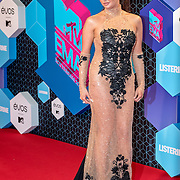NLD/Rotterdam/20161106 - MTV EMA's 2016, Carlotte Dawson van Ex on the Beach UK