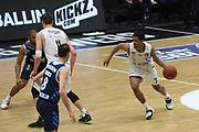 Basketball: Deutschland, 1. Bundesliga, Hamburg Towers -  Alba Berlin, Hamburg, 23.03.2021<br /> Kameron Taylor (Towers)<br /> © Torsten Helmke