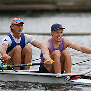 Double Sculls - Henley Qualifiers 2017