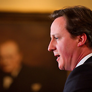 David Cameron MP Expenses row