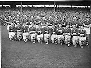 12/10/1952<br /> 10/12/1952<br /> 12 October 1952<br /> <br /> GAA All Ireland Senior Football Replay Meath Vs. Cavan<br /> <br /> The Meath Team.