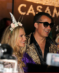 Casamigos Celebrity Halloween party in Los Angeles. 27 Oct 2017 Pictured: Molly Simms. Photo credit: NWO / MEGA TheMegaAgency.com +1 888 505 6342