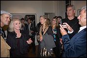 MARK JONES; DEBBIE HARRY, Chris Stein / Negative: Me, Blondie, and The Advent of Chris Stein / Negative: Me, Blondie, and The Advent of Punk - private view, Somerset House, the Strand. London. 5 November 2014.