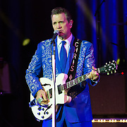 Chris Isaak and Chris Trapper