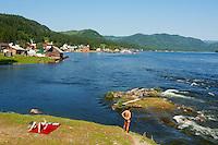 Russie, Siberie, Republique de l Altai, lac Teletskoe // Russia, Altai Republic, Teletskoe lake