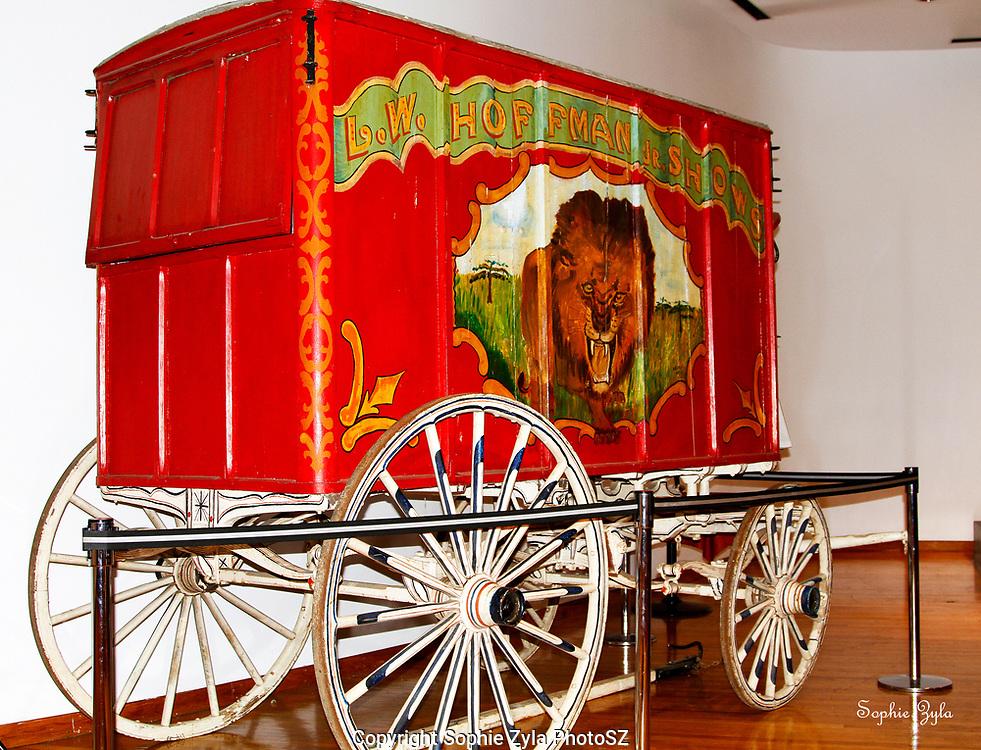 Barnum and Bailey Circus Memories
