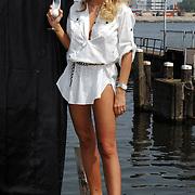 NLD/Amsterdam/20070610 - Presentatie Playboy's Playmates Collectors Special Edition, playmate en model, Melisa Schaufeli