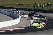 July 10-13, 2014: Canadian Tire Motorsport Park. Start of round 7 at Mosport