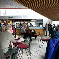 Chichester Festival Theatre;<br /> Venue Interiors, food & drink;<br /> Chichester, Sussex;<br /> 5th April 2019.<br /> <br /> © Pete Jones<br /> pete@pjproductions.co.uk