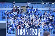 PESARO 15 NOVEMBRE  2014<br /> BASKET SERIE A<br /> Consultinvest Pesaro Enel Brindisi<br /> NELLA FOTO Ultras Tifosi Spettatori Pubblico<br /> FOTO CIAMILLO