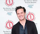 2019 The Critics' Circle Theatre Awards 11th February 2020