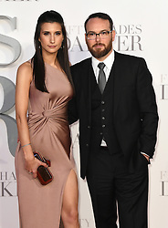 Producer Dana Brunetti (right) arriving for the Fifty Shader Darker European Premiere held at Odeon Leicester Square, London. Picture date: Thursday February 9, 2016. Photo credit should read: Doug Peters/ EMPICS Entertainment