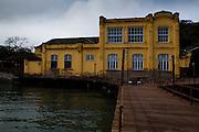 Sao Francisco do Sul_SC, Brasil...Museu Nacional do Mar em Sao Francisco do Sul, Santa Catarina...The National Museum of the Sea (Museu Nacional do Mar) in Sao Francisco do Sul, Santa Catarina...Foto: LUIZ FELIPE FERNANDES / NITRO