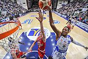 DESCRIZIONE : Beko Legabasket Serie A 2015- 2016 Playoff Quarti di Finale Gara3 Dinamo Banco di Sardegna Sassari - Grissin Bon Reggio Emilia<br /> GIOCATORE : Kenneth Kadji<br /> CATEGORIA : Schiacciata Special<br /> SQUADRA : Dinamo Banco di Sardegna Sassari<br /> EVENTO : Beko Legabasket Serie A 2015-2016 Playoff<br /> GARA : Quarti di Finale Gara3 Dinamo Banco di Sardegna Sassari - Grissin Bon Reggio Emilia<br /> DATA : 11/05/2016<br /> SPORT : Pallacanestro <br /> AUTORE : Agenzia Ciamillo-Castoria/L.Canu
