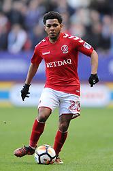 Charlton Athletic's Jay Dasilva