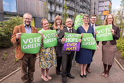 Pictured: Chas Booth, Mags Hall (white blouse)<br />