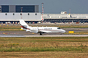 CS-LTC NetJets Europe Cessna 680 Citation Sovereign at Malpensa (MXP / LIMC), Milan, Italy
