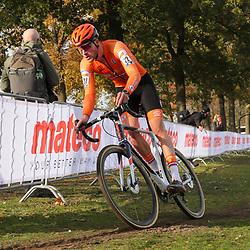 07-11-2020: Wielrennen: EK Veldrijden: Rosmalen<br />Kyle Achterberg