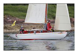 Day one of the Fife Regatta, Round Cumbraes Race.<br /> <br /> Mignon, Bob Fisher, GBR, Bermudan Sloop, Wm Fife 3rd, 1898<br /> <br /> * The William Fife designed Yachts return to the birthplace of these historic yachts, the Scotland's pre-eminent yacht designer and builder for the 4th Fife Regatta on the Clyde 28th June–5th July 2013<br /> <br /> More information is available on the website: www.fiferegatta.com
