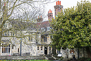 Ingrid & Helen's Wedding at Registry Office in Lewes, East Sussex, England on Saturday 31 March 2018 with witnesses Nicki & David. Photo Jane Stokes