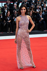 Francesca Rocco walks the red carpet ahead of The Sisters Brothers screening during the 75th Venice Film Festival at Sala Grande on September 2, 2018 in Venice, Italy. Photo by Marco Piovanotto/ABACAPRESS.COM