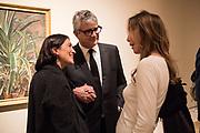 HIKARI YOKOYAMA, JAY JOPLING, Lucian Freud: The Self-portraits | Royal Academy, Piccadilly, London. October 23 2019