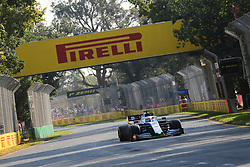 March 16, 2019 - GEORGE RUSSELL during qualifying for the 2019 Formula 1 Australian Grand Prix on March 16, 2019 In Melbourne, Australia  (Credit Image: © Christopher Khoury/Australian Press Agency via ZUMA  Wire)